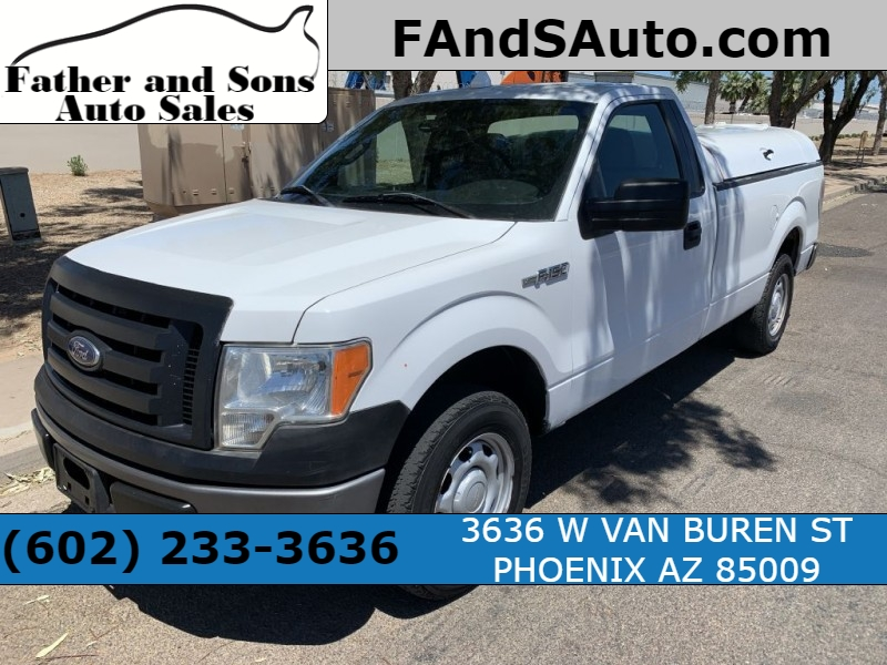 FORD F150 2011 price $10,349