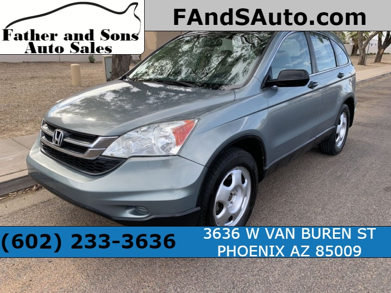 HONDA CR-V 2010 price $7,399