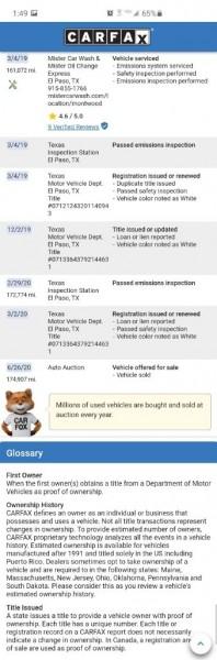 CHEVROLET TAHOE 2001 price $5,099