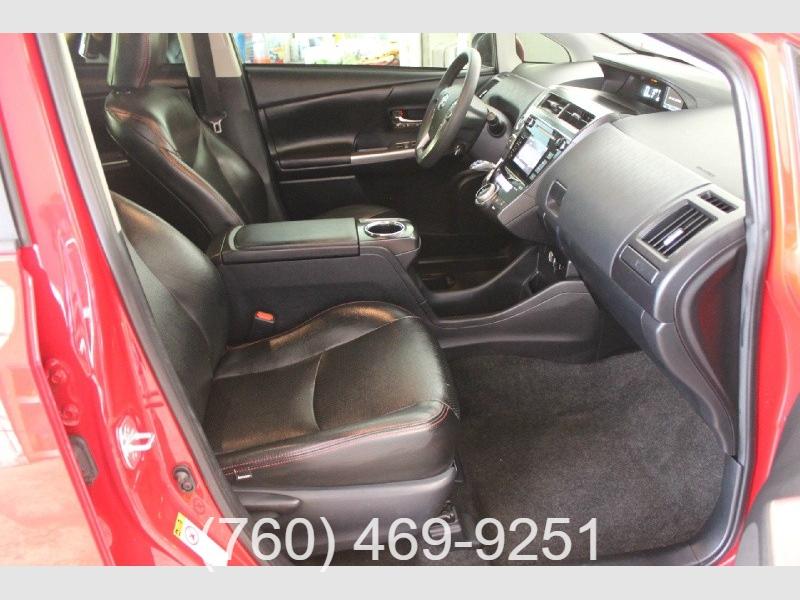 Toyota Prius v 2015 price $10,999