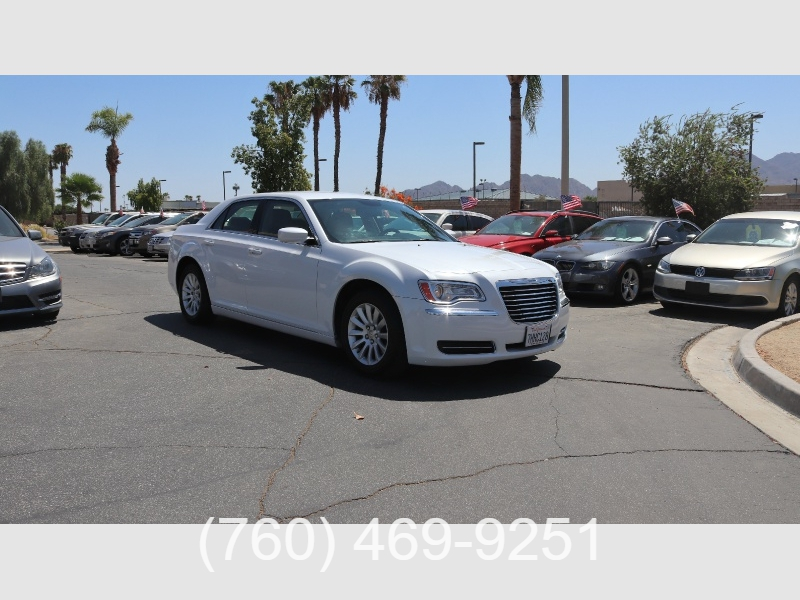 Chrysler 300 2014 price $13,999