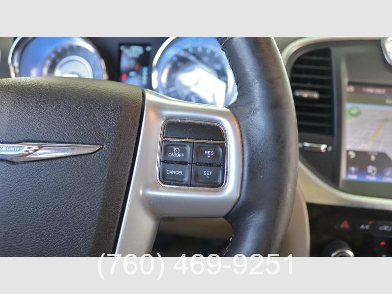 Chrysler 300 2014 price $13,999