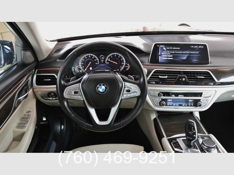 BMW 7-Series 2016 price $37,999