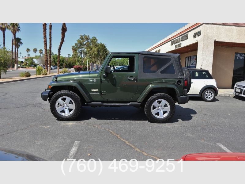 Jeep Wrangler 2008 price $17,999