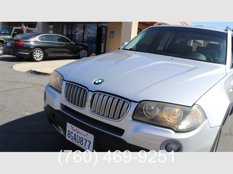 BMW X3 2007 price $6,999