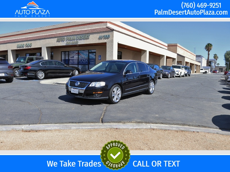 Volkswagen Passat Sedan 2010 price $6,499