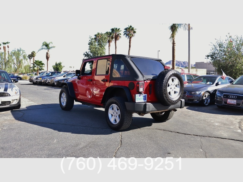 Jeep Wrangler Unlimited 2009 price $17,999