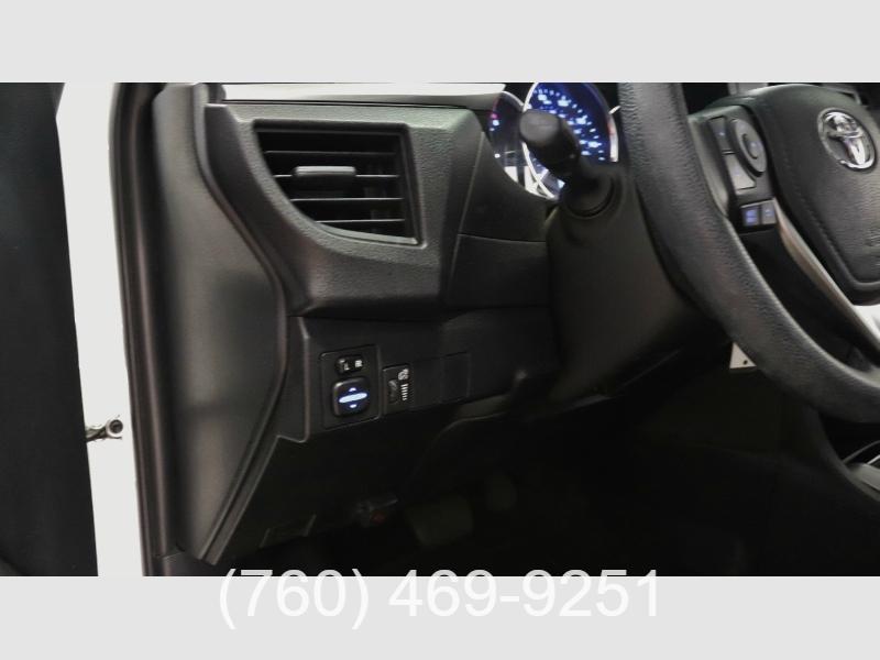 Toyota Corolla 2016 price $13,499