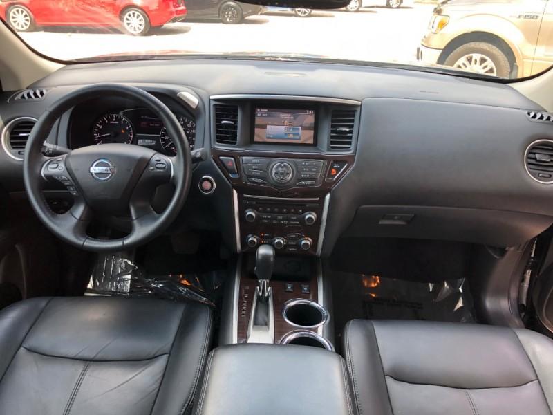 nissan pathfinder wd dr platinum ocean drive motors auto dealership  tampa