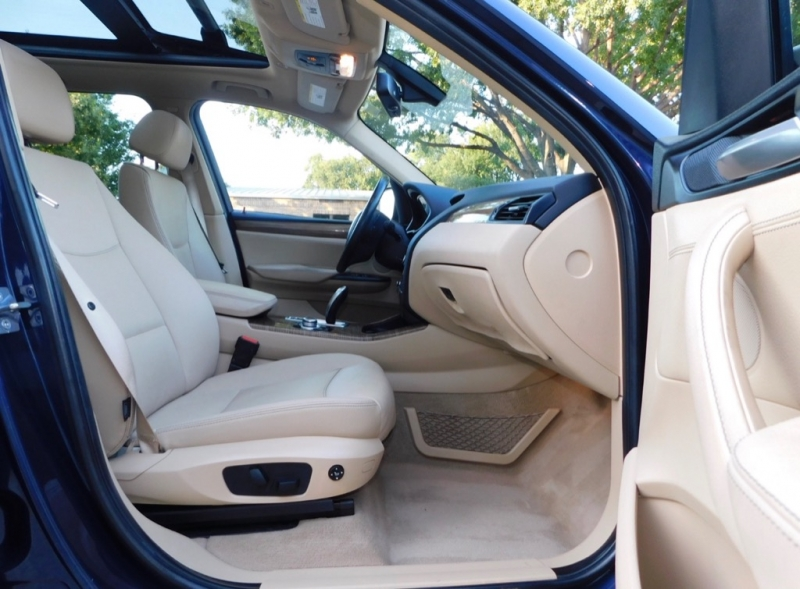 BMW X3 2011 price $7,790