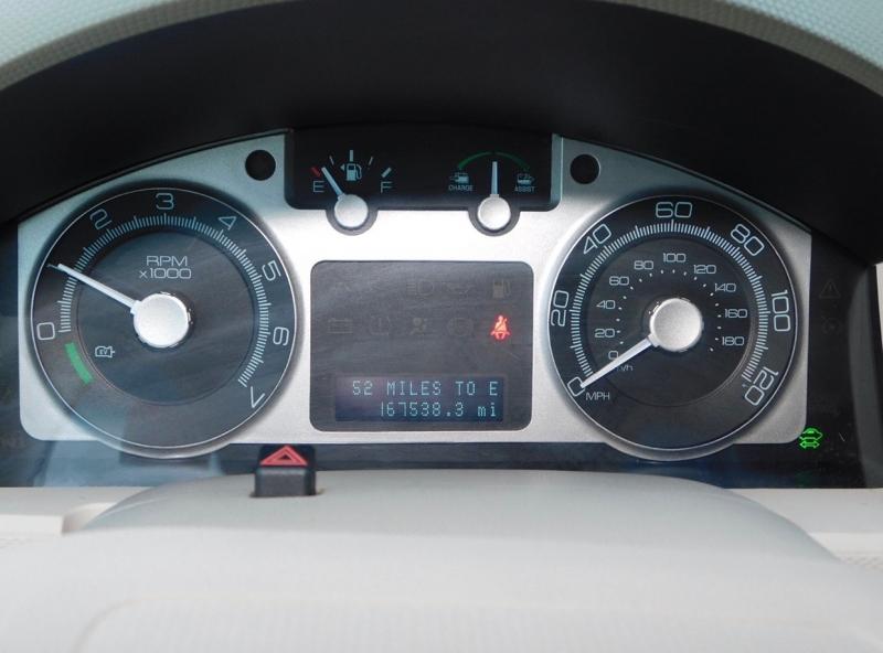 Mercury Mariner 2009 price $3,990
