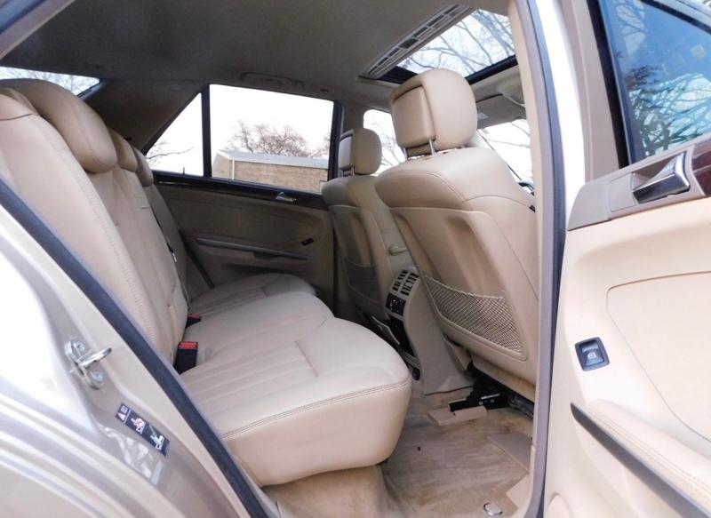 Mercedes-Benz M-Class 2006 price $6,990