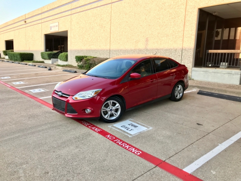 Ford Focus 2012 price $5,795