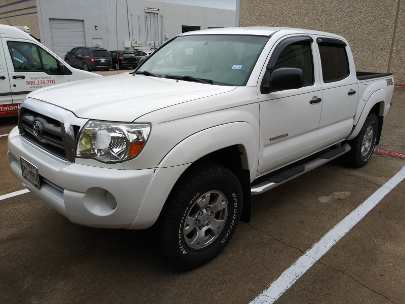 Toyota Tacoma 2009 price $8,995