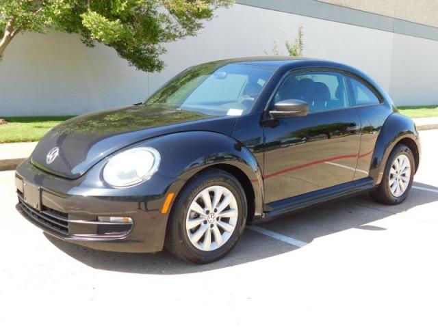 2016 Volkswagen Beetle Coupe