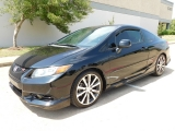 Honda Civic Cpe 2012