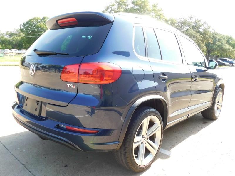 Volkswagen Tiguan 2016 price $14,990