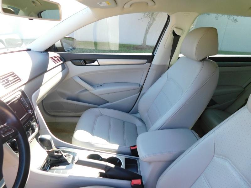 Volkswagen Passat 2015 price $11,690