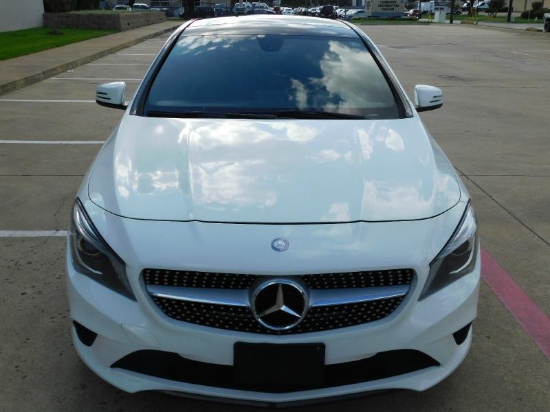 Mercedes-Benz CLA-Class 2014 price $16,990
