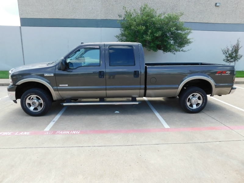 Ford Super Duty F-250 2007 price $8,990