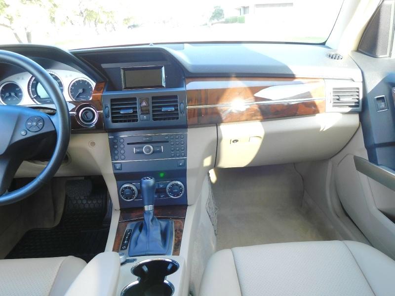 Mercedes-Benz GLK-Class 2012 price $10,990