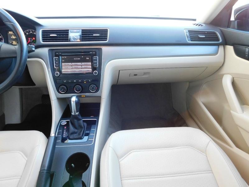 Volkswagen Passat 2015 price $11,990