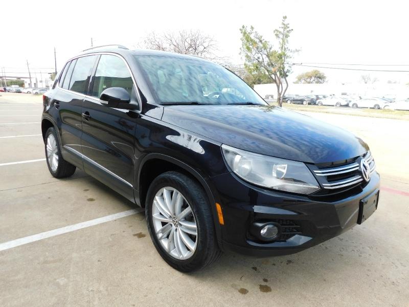 Volkswagen Tiguan 2014 price $12,990