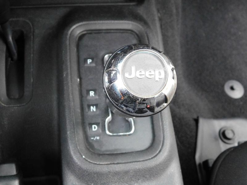 Jeep Wrangler Unlimited 2014 price $20,990