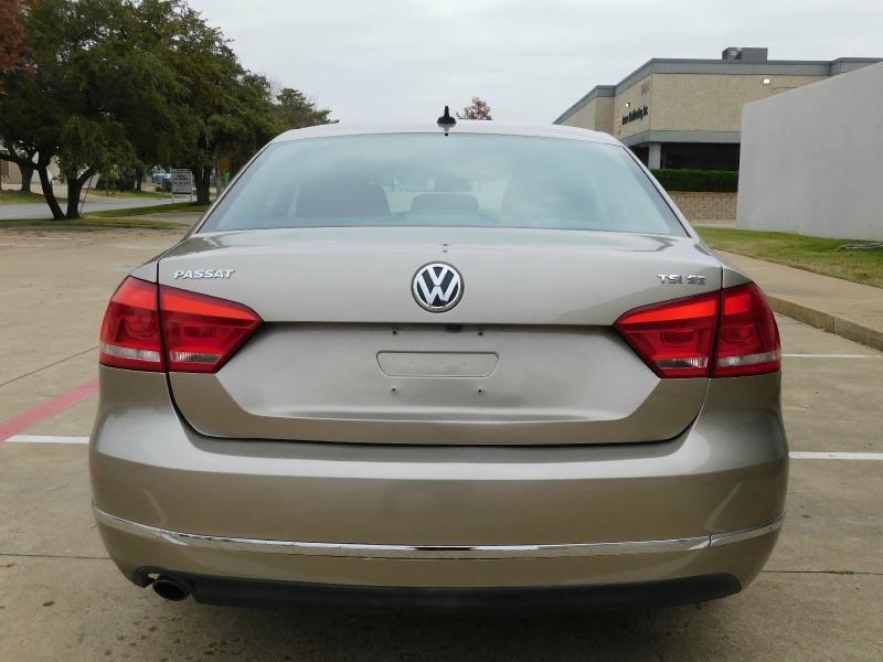 Volkswagen Passat 2015 price $10,990