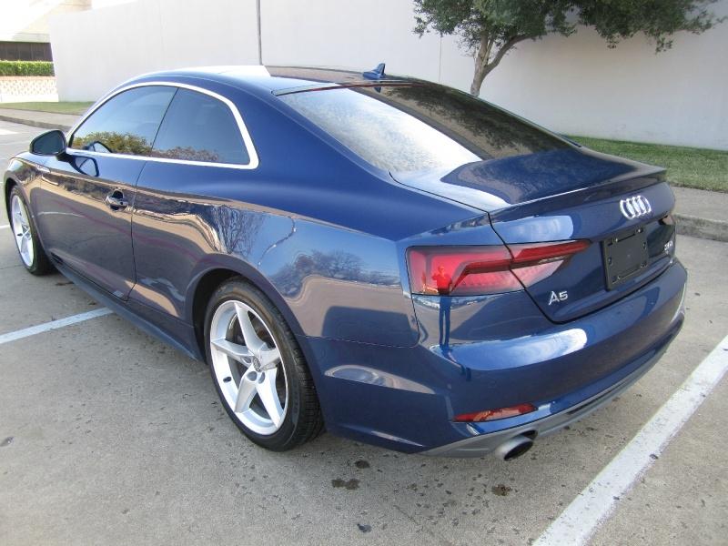 Audi A5 Coupe 2018 price $29,990