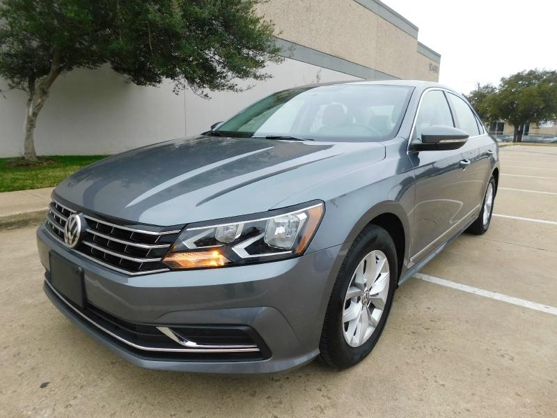 Volkswagen Passat 2017 price $13,500