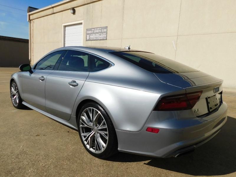 Audi A7 2016 price $22,990