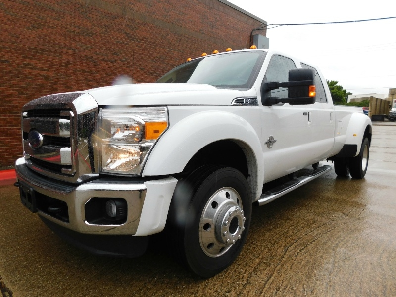 Ford Super Duty F-450 DRW 2015 price $35,990