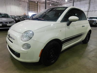 Used Fiat 500 Dallas Tx