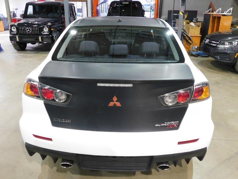 Mitsubishi Lancer Evolution 2012 price $16,990