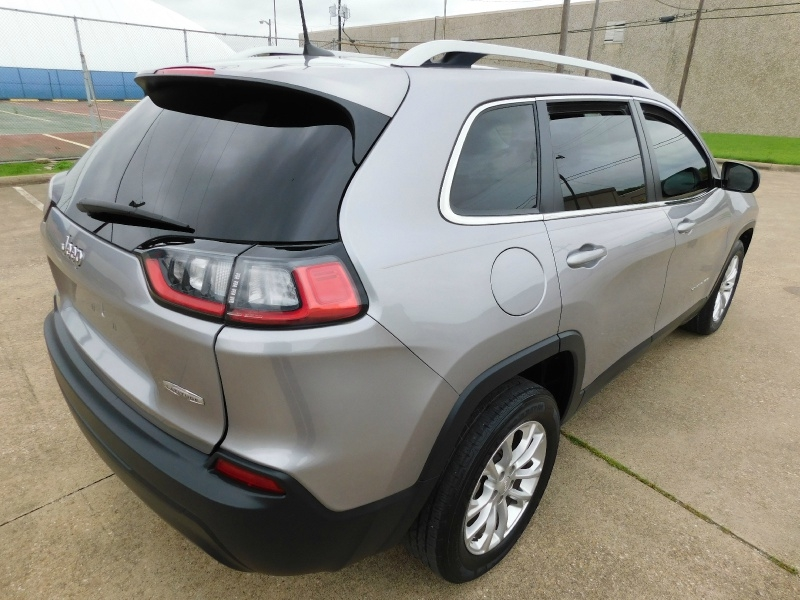 Jeep Cherokee 2019 price $14,990
