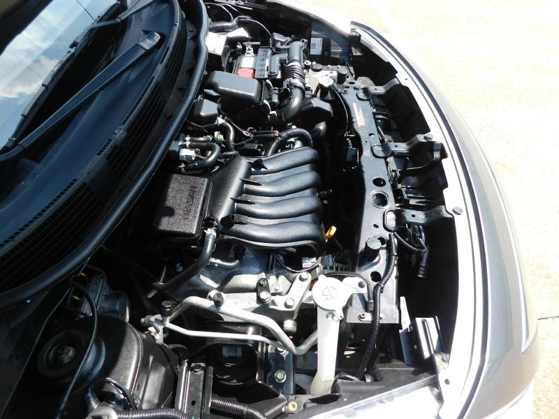 Nissan Versa Sedan 2017 price $8,990