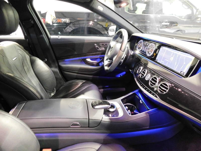 Mercedes-Benz S-Class 2017 price $74,900