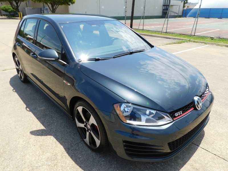 Volkswagen Golf GTI 2017 price $16,990