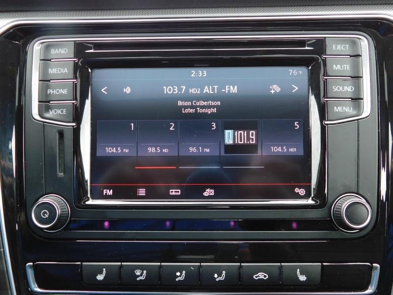 Volkswagen Passat 2016 price $9,990