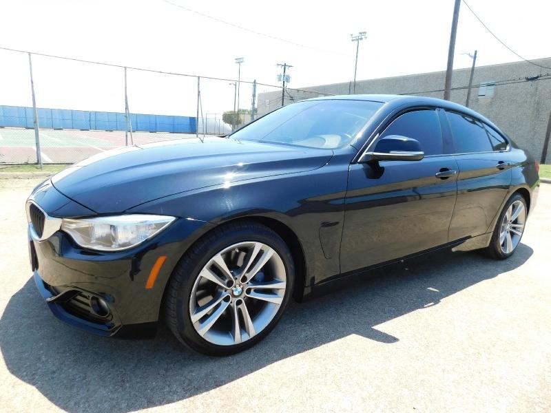 BMW 4 Series 2015 price $13,990