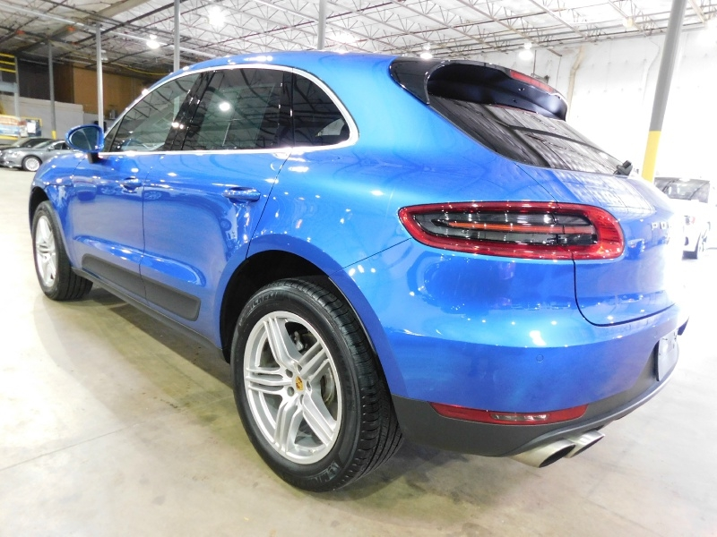 2017 Porsche Macan S Awd Vdubs Only Dealership In Addison