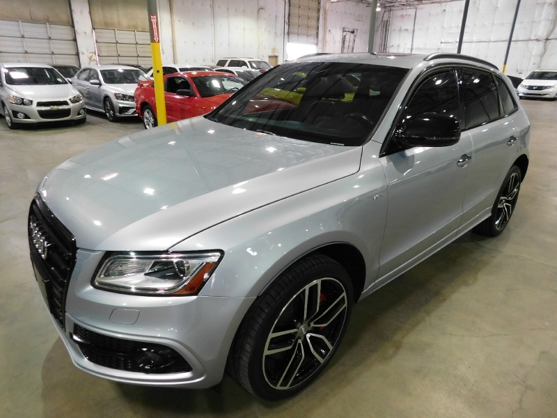 Audi SQ5 2017 price $29,990