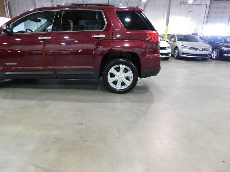 GMC Terrain 2016 price $14,990