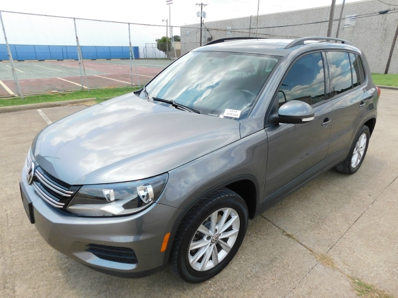 Volkswagen Tiguan 2015 price $10,990
