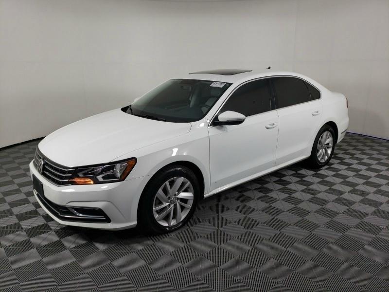 Volkswagen Passat 2018 price $16,990