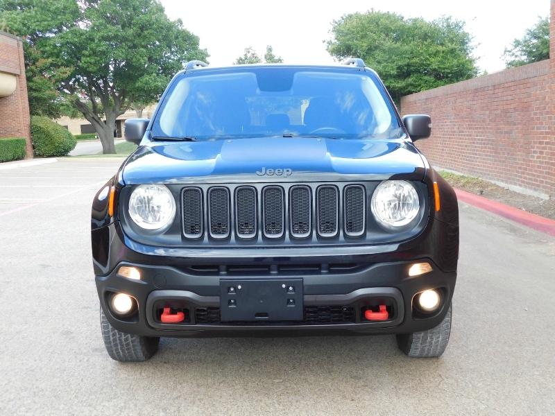 Jeep Renegade 2017 price $17,990