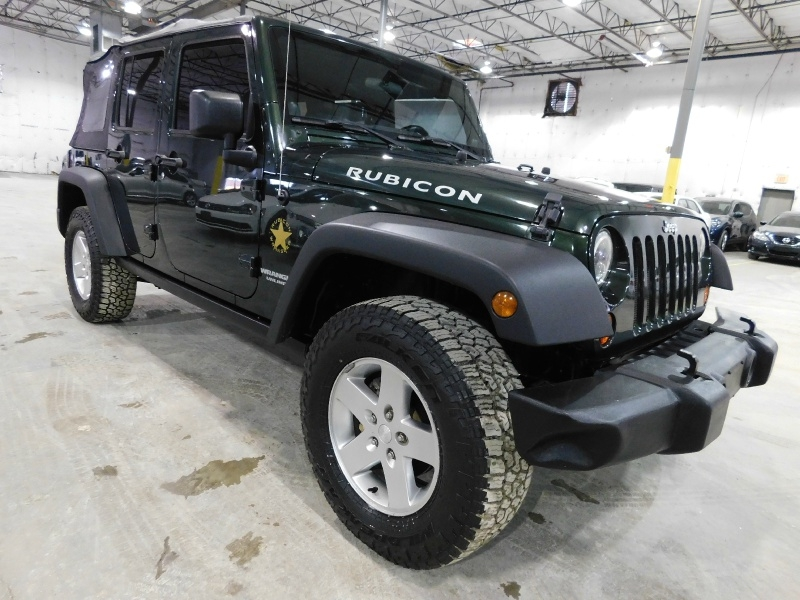 Jeep Wrangler Unlimited 2011 price $21,990