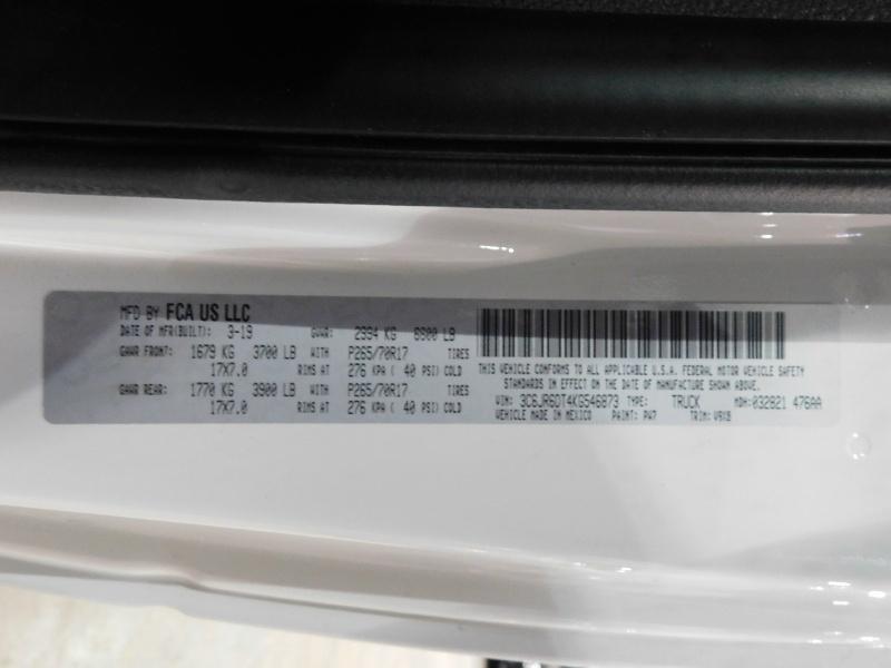 RAM 1500 Classic 2019 price $22,990