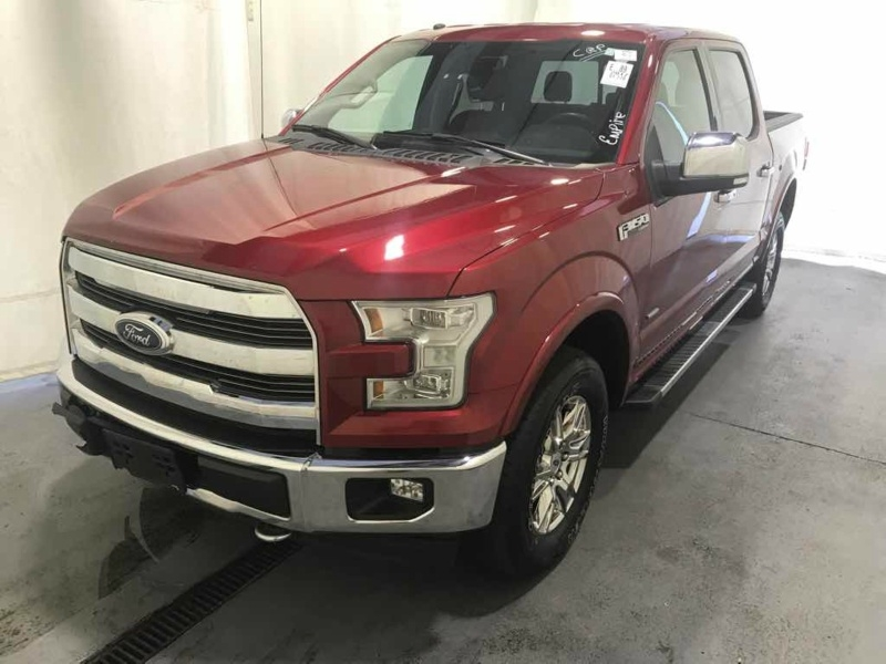 Ford F150 Lariat 2017 price $31,990